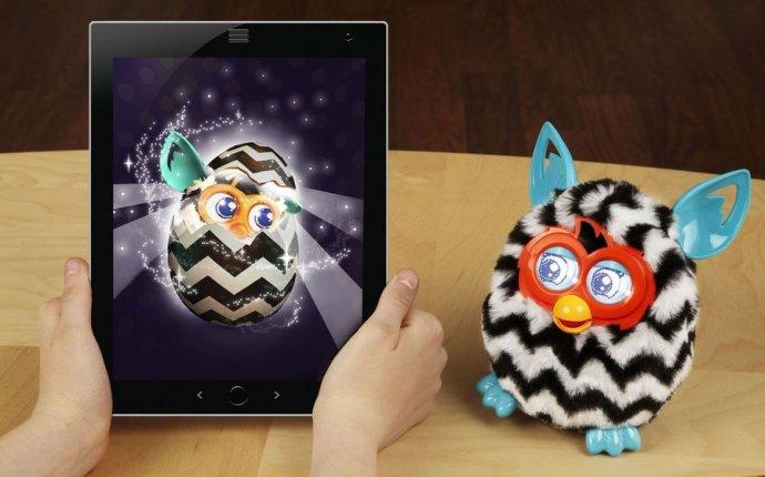 5010994796495 Furby (Фёрби) Boom Интерактивная игрушка Теплая