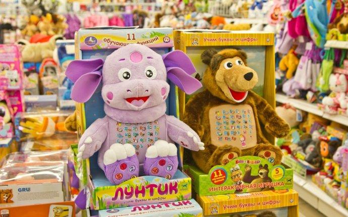Детский мир | Торговый центр «Омский»