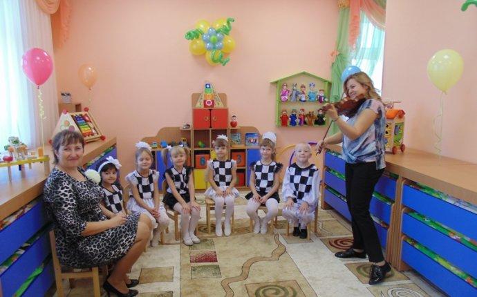 Деятельность дошкольных образовательных учреждений области