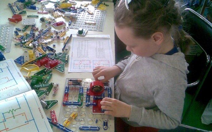 Электрические конструкторы для детей - Всё о товарах
