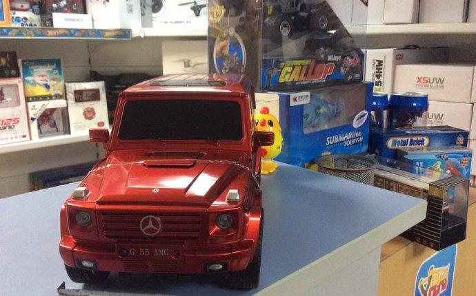 False Интерактивная игрушка MZ Bakugan Mercedes G55 — купить по