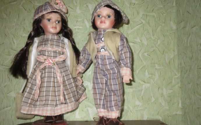 фарфоровые куклы - Самое интересное в блогах