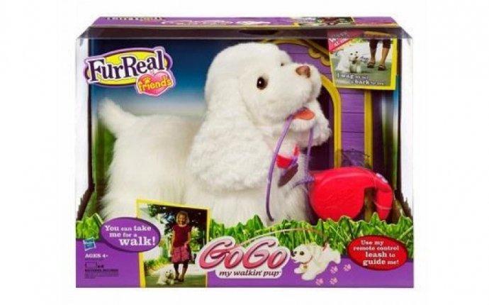 Friends Интерактивная игрушка Собака ходячая Gogo 94371