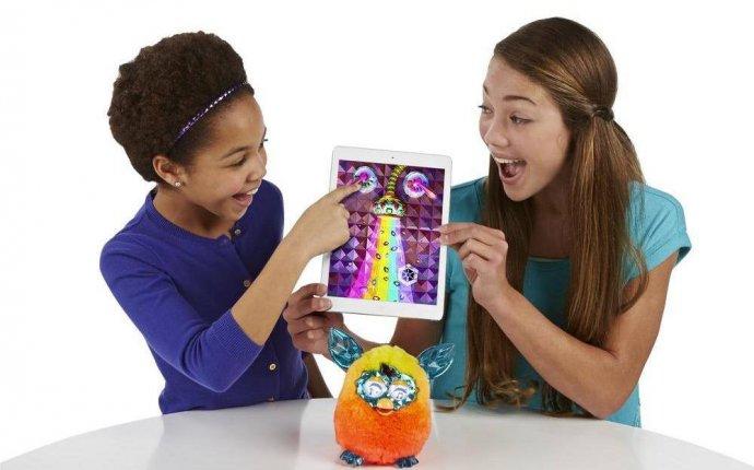 Furby Интерактивная игрушка Furby Boom Оранжево-желтый , серия