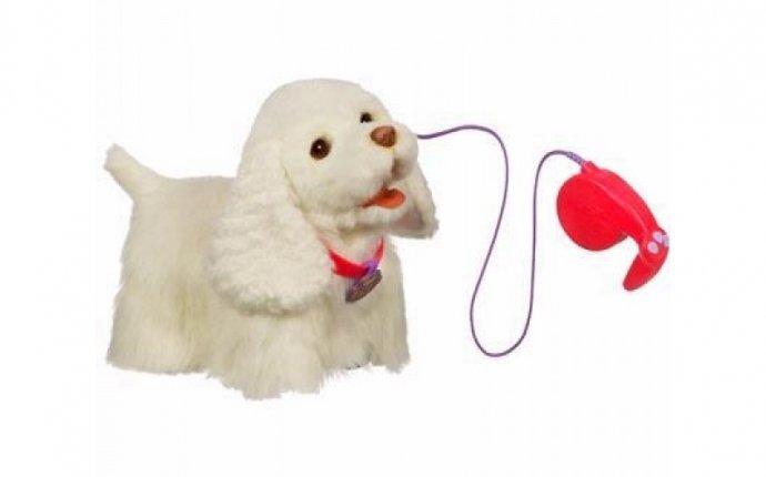 FurReal Friends Интерактивная игрушка Собака ходячая Gogo 94371