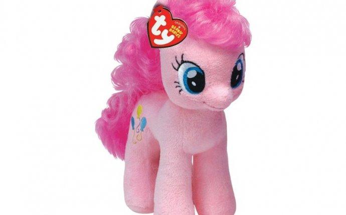 Игровой набор My Little Pony Пони интерактивная. Малютка Пинки