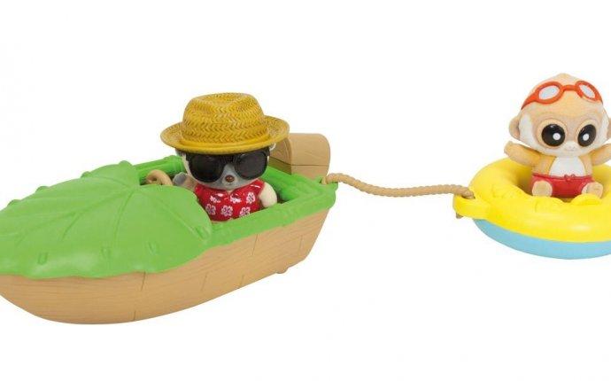 Игровой набор YooHoo & Friends - Beach, 4 предмета 5950635 Simba