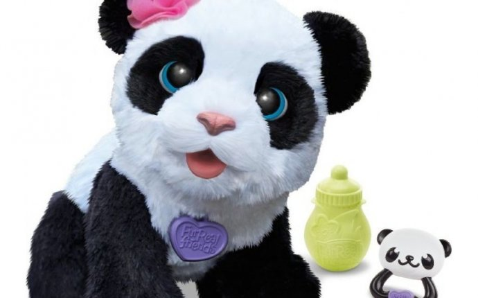 Игрушка A7275E24 Интерактивная Малыш Панда FURREAL FRIENDS: купить