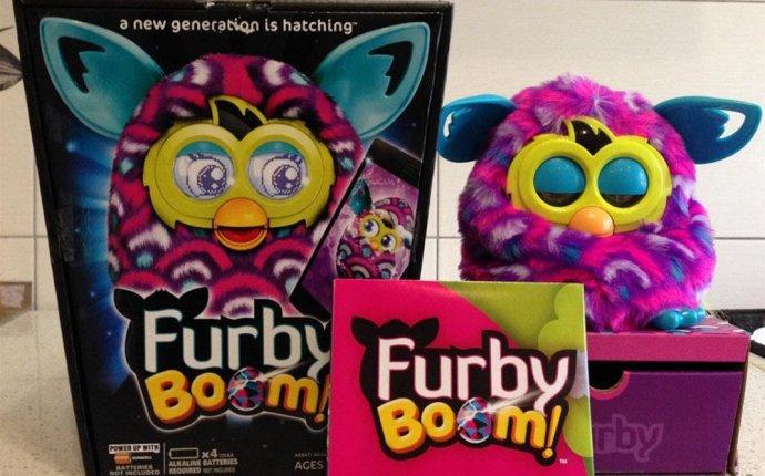 Игрушка Ферби (Furby) Бум 2014, Новинка - 3 990 руб. объявление в