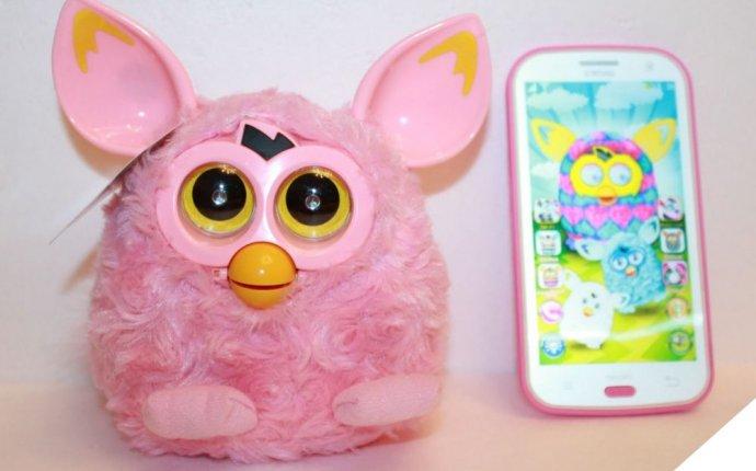 Игрушка Фёрби Furby интерактивная по кличке Пикси