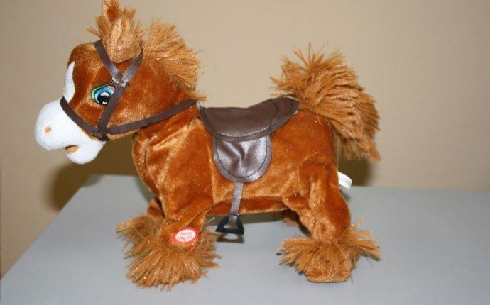 Игрушка интерактивная лошадка - Всё о товарах