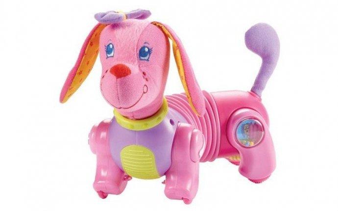 Игрушка интерактивная Tiny Love, Собачка Фиона, Догони меня, серия