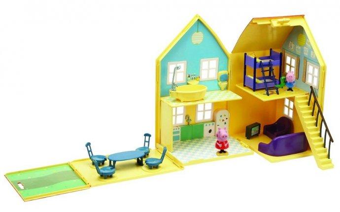 Игрушки Свинки Пеппы - купить мягкие игрушки Свинки Пеппы в