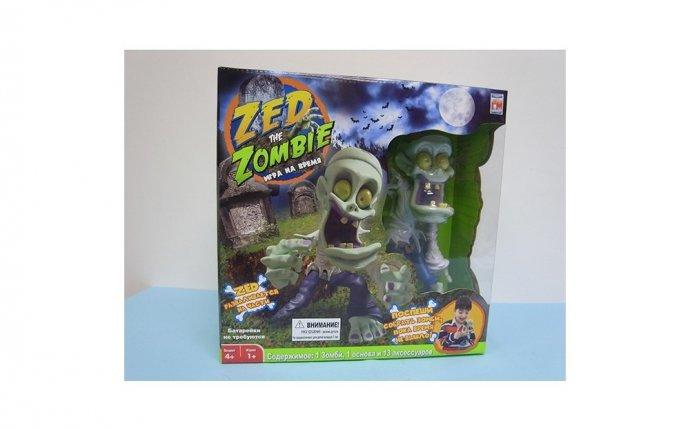 Интерактивная игрушка Aweco ZED Зомби для одного игрока от 4 лет