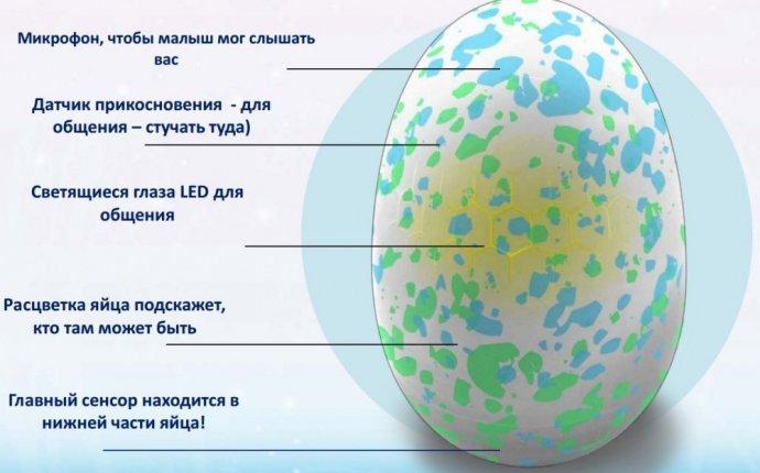 ≡ Интерактивная игрушка Hatchimals Пингви в яйце #2 (SM19100