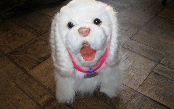 Интерактивная игрушка ходячий щенок hasbro gogo - Блог о товарах