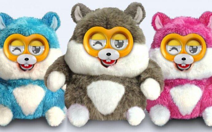 Интерактивная игрушка Хомяк Хибу , Hibou