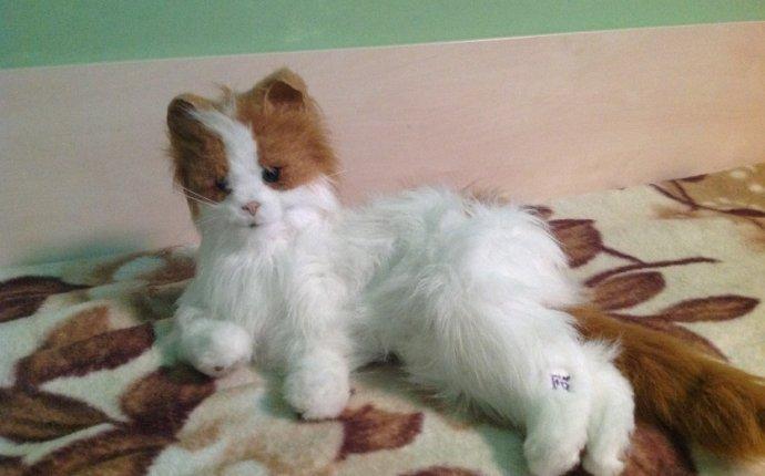 Интерактивная игрушка кошка Лулу, вид операции продам, состояние б