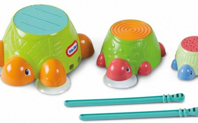 Интерактивная игрушка Little Tikes Черепашки-барабаны от 1 года