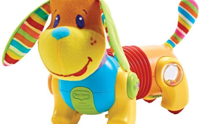 Интерактивная игрушка Tiny Love Собачка Фрэд 446 — цена, купить в