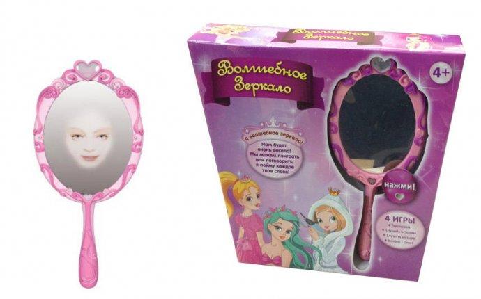 Интерактивная игрушка «Волшебное зеркало» цена: 1 339 руб купить в