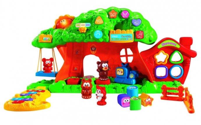 Интерактивная игрушка Vtech Веселый зоосад 80-069726 — купить в