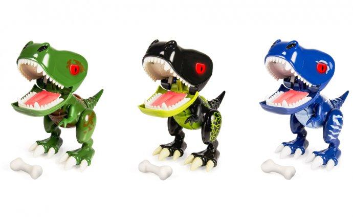 Интерактивная игрушка Zoomer Chomplings - Z-Rex / Детеныш