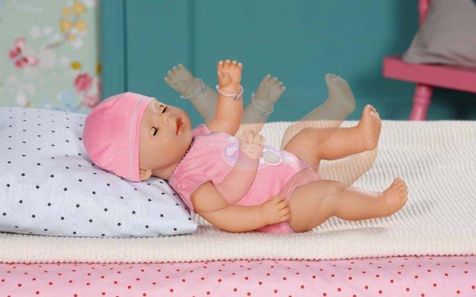 Интерактивная кукла Baby Born, 43 см 820-414 Zapf Creation купить