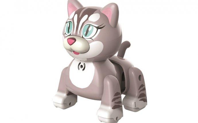 Интерактивные игрушки котенок купить по низкой цене из каталога