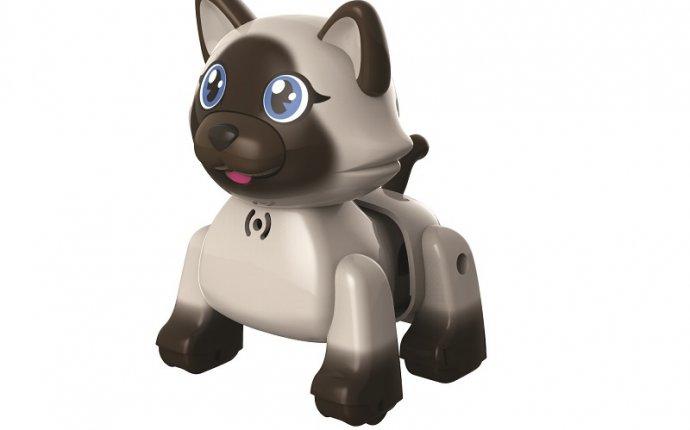 Интерактивные игрушки Котенок - купить в Москве по выгодной цене