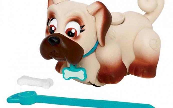 Интерактивные игрушки животные собака - Россия - igrushkidlyadetej