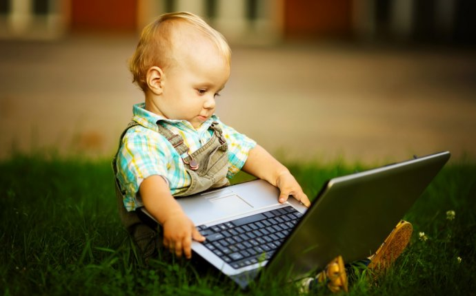 Компьютер для детей: вред и польза