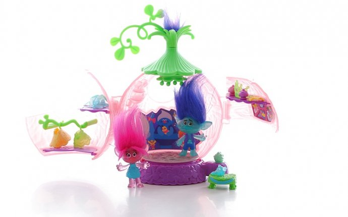 Купить Hasbro Trolls B6560 Тролли Набор Коронация , в