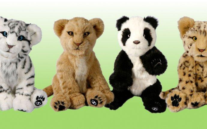 Купить WowWee Alive Mini Panda Cub (01.04.9200) - интерактивная