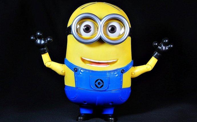 Миньон Дэйв - говорящая интерактивная игрушка Гадкий Я купите с