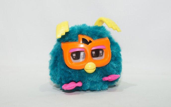 МОСКВА. Ферби Бум на русском, интерактивная игрушка Furby Boom