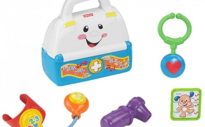 Музыкальная аптечка «Смейся и учись» от Fisher-Price, Mattel