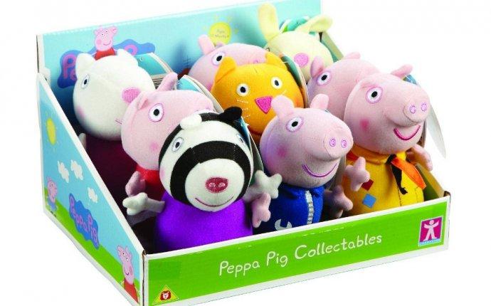 Мягкая игрушка Peppa Pig Пеппа и друзья (озвученная) 16 Toy