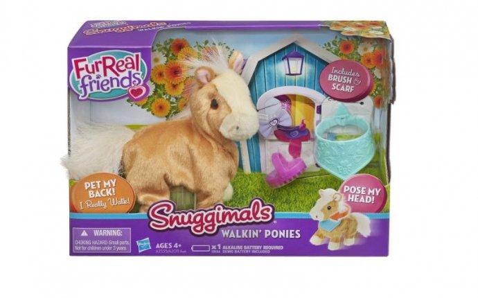 Мягкие игрушки FurReal Friends - купить в Москве по выгодной цене